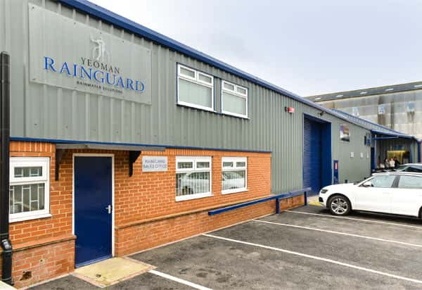 Want to know more about Yeoman Rainguard Services?
