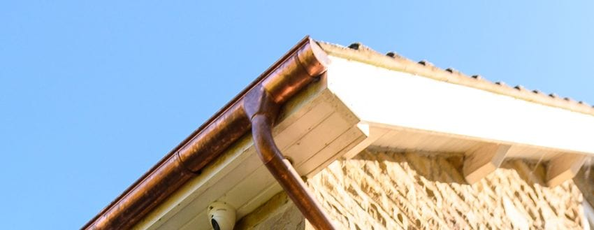 The Benefits of Copper Rainwater Systems