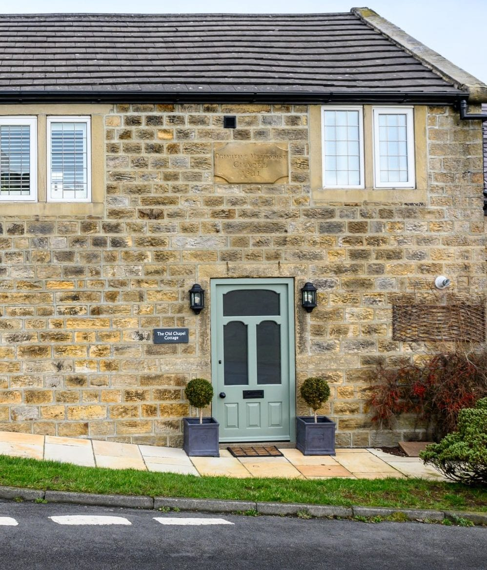 Yeoman Rainguard Perfect for Old Chapel Cottage